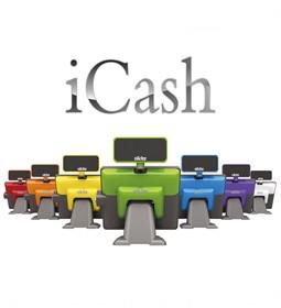صندوق فروشگاهی نیکیتا iCash A715